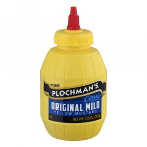 Plochman's Yellow Mustard