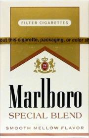 Marlboro Special Select Gold Box Cigarettes