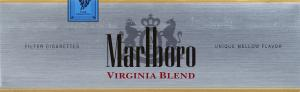 Marlboro Virginia Blend Box Cigarettes