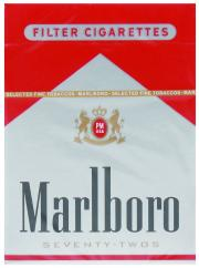 Marlboro Red 72's Cigarettes