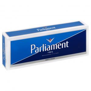 Parliament Light 100's Cigarettes