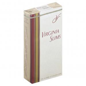 Virginia Slims Full Flavor 100's Soft Pack Cigarettes