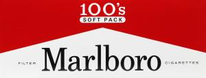 Marlboro Full Flavor 100's Soft Pack Cigarettes