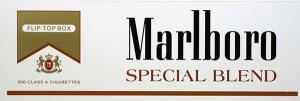 Marlboro Special Select Gold Box Cigarettes