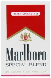 Marlboro Special Select Cigarettes