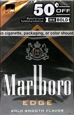Marlboro Edge Cigarettes