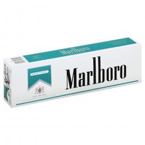 Marlboro Ultra Menthol King Box Cigarettes