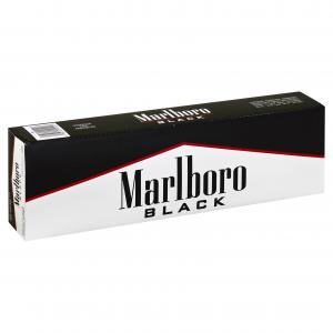 Marlboro Special Blend Black Package Cigarettes