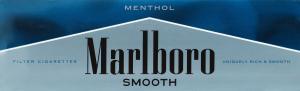 Marlboro Smooth Cigarettes