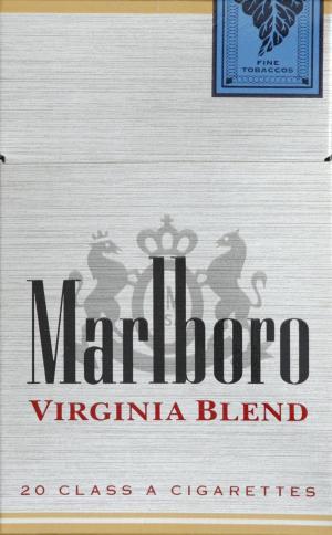 Marlboro Virginia Blend Box Cigarettes