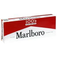 Marlboro 100's Box Cigarettes