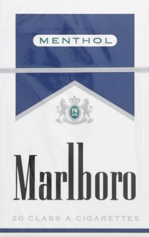 Marlboro Blue Menthol King Box Cigarettes