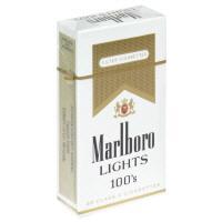 Marlboro Light 100's Box Cigarettes