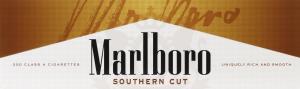 Marlboro Southern Cut Box Cigarettes