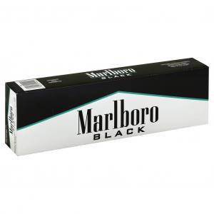 Marlboro Special Blend Black Box Cigarettes