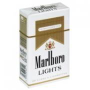 Marlboro Light King Cigarettes