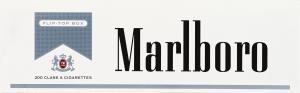 Marlboro Silver King Box Cigarettes