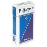 Parliament White 100's Box Cigarettes