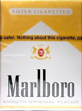 Marlboro Gold 72's Box Cigarettes