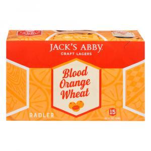 Jack's Abby Blood Orange Wheat