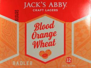 Jack's Abby Blood Orange Wheat Radler
