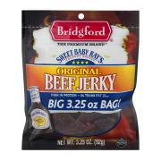 Sweet Baby Ray's Beef Jerky