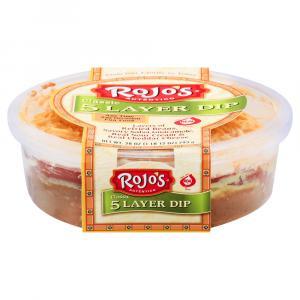 Rojo's Classic 5 Layer Dip