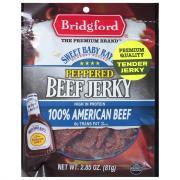 Bridgford Peppered Beef Jerky