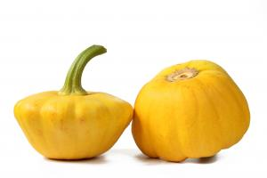 Mini Patty Pan Squash