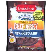 Bridgford Original Beef Jerky