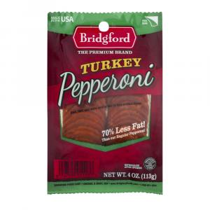 Bridgford Turkey Pepperoni