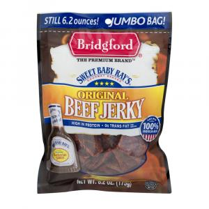 Bridgford Sweet Baby Ray's Original Beef Jerky