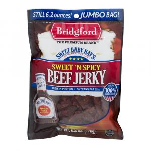Sweet Baby Ray's Sweet 'N Spicy Beef Jerky
