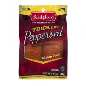 Bridgford Thick Sliced Pepperoni
