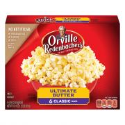 Orville Redenbacher's Ultimate Butter Classic Bag