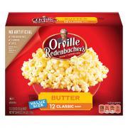 Orville Redenbacher's Butter Microwave Popcorn
