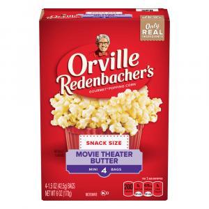 Orville Redenbacher's Movie Theater Butter Mini