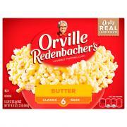 Orville Redenbacher's Classic Bag Butter Popcorn