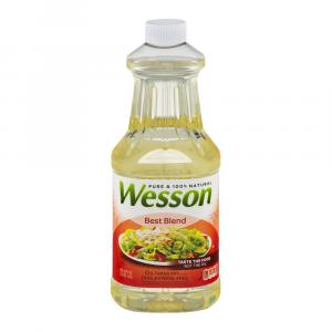 Wesson Best Blend Oil