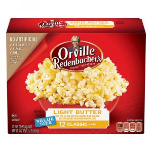 Orville Redenbacher's Light Butter Microwave Popcorn