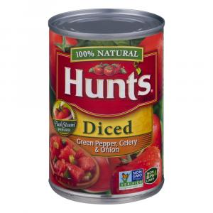 Hunt's Diced Tomato Green Pepper/Celery/Onion