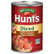 Hunt's Diced Tomato Green Pepper/Celery/Onion