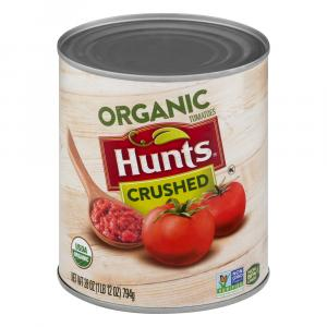 Hunt's Organic Crushed Tomatoes