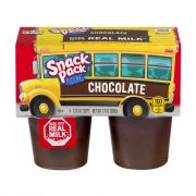 Snack Pack Chocolate Pudding Cups