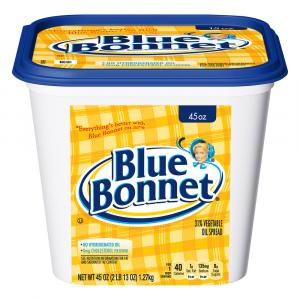 Blue Bonnet Spread Tub