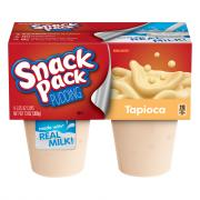 Snack Pack Tapioca Pudding Cups