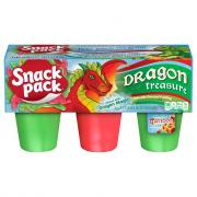 Snack Pack Dragon Treasure Pudding