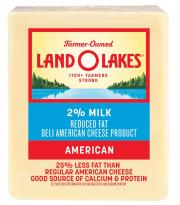 Land O'Lakes 2% White American Cheese