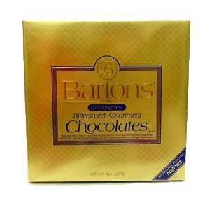 Bartons Barriettes Bittersweet Chocolate
