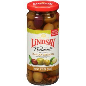 Lindsay Naturals Italian Medley Olives